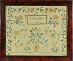 sampler from Huber by Nancy Davis