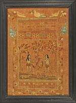 Sampler from Stephen & Carol Huber by Dolbeare - Boston Adam & Eve